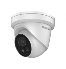 DS-2CD2346G2-I 4 MP IR Fixed TurretNetwork Camera, 2.8mm fixed lens and AcuSense technology