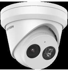 DS-2CD2343G2-I 4 MP IR Fixed TurretNetwork Camera, 2.8mm fixed lens and AcuSense technology