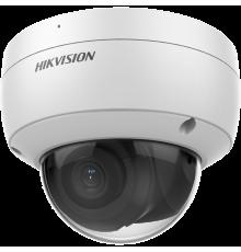 DS-2CD2146G2-I 4 MP IR Fixed TurretNetwork Camera, 2.8mm fixed lens and AcuSense technology