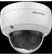 DS-2CD2186G2-I 8 MP IR Fixed TurretNetwork Camera, 2.8mm fixed lens and AcuSense technology