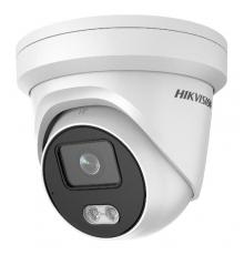 DS-2CD2347G2-L 4 Mpx AcuSense & ColorVu Fixed Turret Network Camera