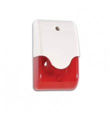 SL150RED Indoor siren with lamp