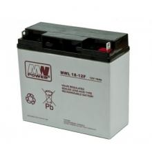 18Ah MW Power accumulator 12V