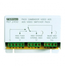 Ref.2450 VDS VIDEO SWITCHER MODULE