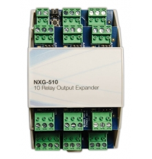 NXG-510 Expander of 10 relay outputs