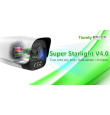 TC-NC294X Smart Super Starlight 2Mpix 4mm, IP videocamera