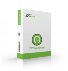 ZK Time Time attendance management software.