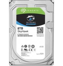 Seagate 8TB SkyHawk Жесткий диск Seagate