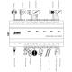 inBio-460 PRO Foor door controller