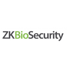 Module of access of the software ZKBioSecurity